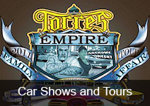 Torres Empire Custom Cars And Car Shows - Lowrider car show dallas